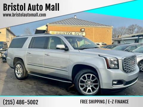 2020 GMC Yukon XL for sale at Bristol Auto Mall in Levittown PA
