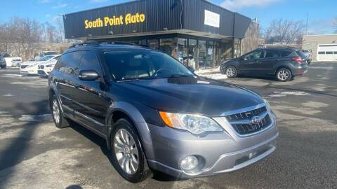 2008 Subaru Outback for sale at South Point Auto Plaza, Inc. in Albany NY