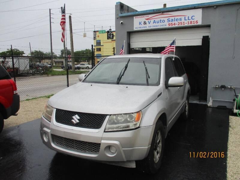 2006 Suzuki Grand Vitara for sale in Hollywood, FL