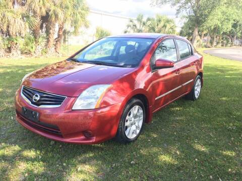 2012 Nissan Sentra for sale at Auto 7 USA, LLC in Orlando FL