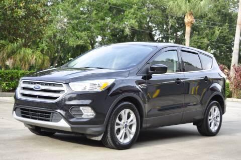2017 Ford Escape for sale at Vision Motors, Inc. in Winter Garden FL