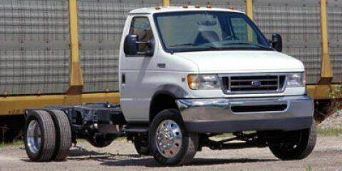 2007 Ford E-Series Chassis for sale at J T Auto Group in Sanford NC