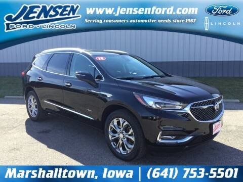2018 Buick Enclave for sale at JENSEN FORD LINCOLN MERCURY in Marshalltown IA