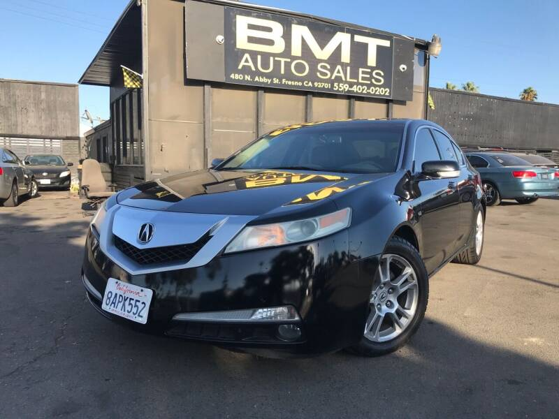 2009 Acura TL for sale at BMT Auto Sales in Fresno nul