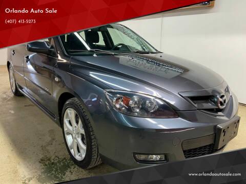 2009 Mazda MAZDA3 for sale at Orlando Auto Sale in Orlando FL