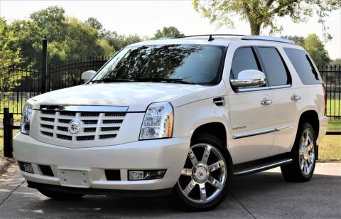 2008 Cadillac Escalade for sale at Texas Auto Corporation in Houston TX