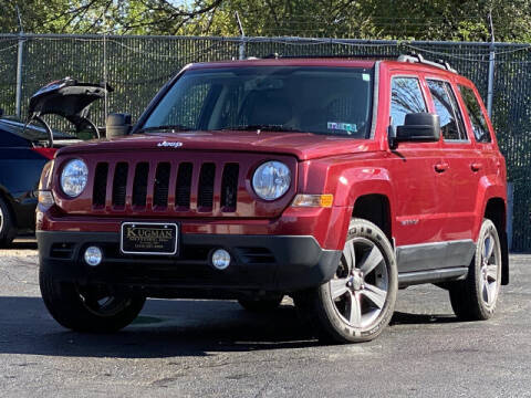 2015 Jeep Patriot for sale at Kugman Motors in Saint Louis MO