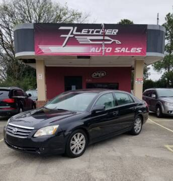 2006 Toyota Avalon for sale at Fletcher Auto Sales in Augusta GA