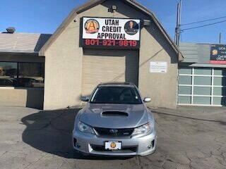 2013 Subaru Impreza for sale at Utah Credit Approval Auto Sales in Murray UT