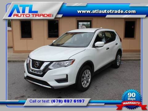 2017 Nissan Rogue for sale at ATL Auto Trade, Inc. in Stone Mountain GA