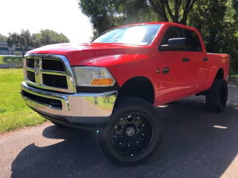 2010 Dodge Ram Pickup 2500 for sale at Powerhouse Automotive in Tampa FL