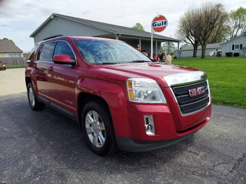 2013 GMC Terrain for sale at CALDERONE CAR & TRUCK in Whiteland IN