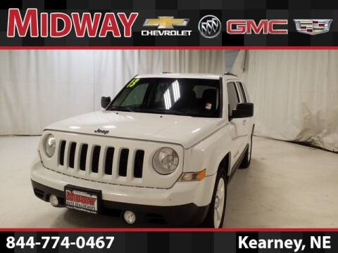 2013 Jeep Patriot for sale at Midway Auto Outlet in Kearney NE