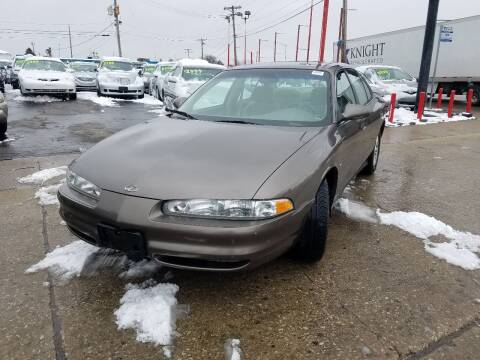 2001 Oldsmobile Intrigue for sale at Nationwide Auto Group in Melrose Park IL