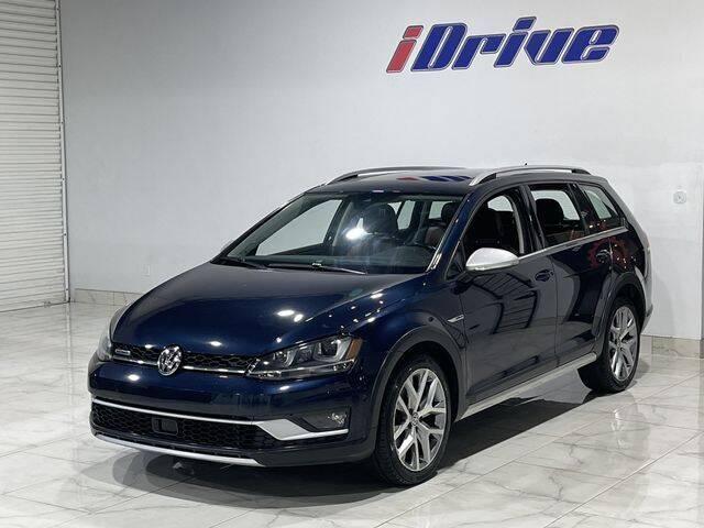 2017 Volkswagen Golf Alltrack for sale in Houston, TX