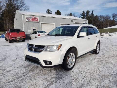 2012 Dodge Journey for sale at Hilltop Auto in Prescott MI