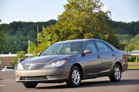 2005 Toyota Camry for sale at T CAR CARE INC in Philadelphia PA