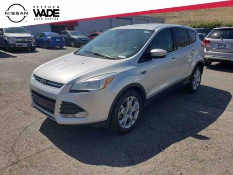 2013 Ford Escape for sale at Stephen Wade Pre-Owned Supercenter in Saint George UT