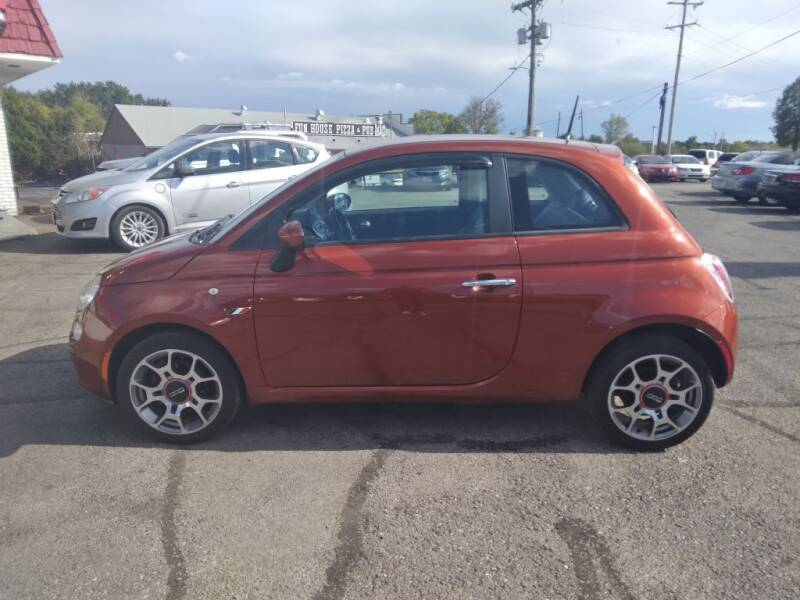 2012 FIAT 500 for sale at Savior Auto in Independence MO