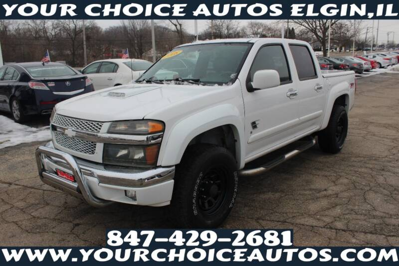 2008 Chevrolet Colorado for sale at Your Choice Autos - Elgin in Elgin IL