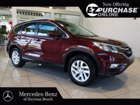 2016 Honda CR-V for sale at Mercedes-Benz of Daytona Beach in Daytona Beach FL