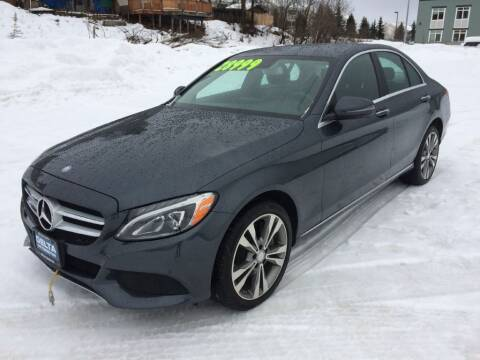 2016 Mercedes-Benz C-Class for sale at Delta Car Connection LLC in Anchorage AK