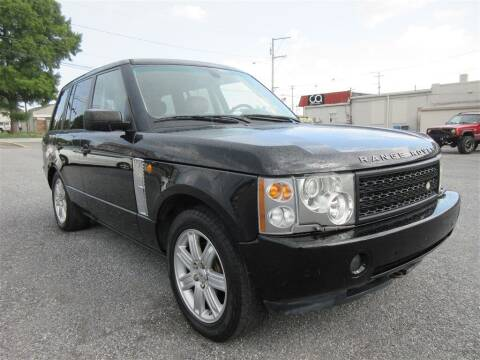 2005 Land Rover Range Rover for sale at Cam Automotive LLC in Lancaster PA