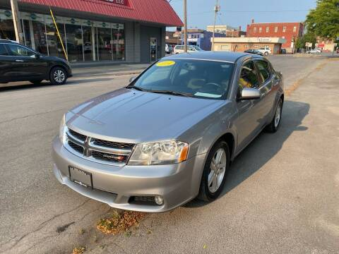 2014 Dodge Avenger for sale at Midtown Autoworld LLC in Herkimer NY