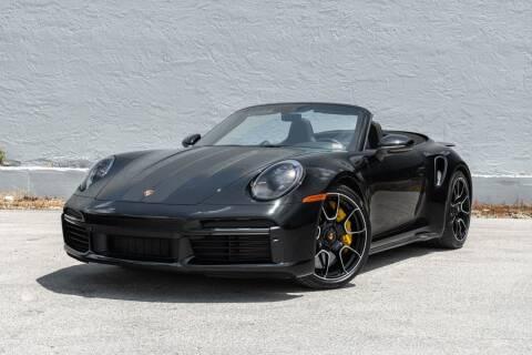 2021 Porsche 911 for sale at ZWECK in Miami FL