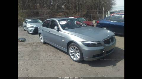 2006 BMW 3 Series for sale at Route 28 Auto Sales in Canton MA