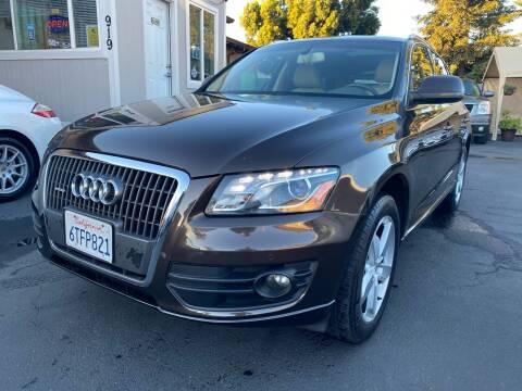 2012 Audi Q5 for sale at Ronnie Motors LLC in San Jose CA