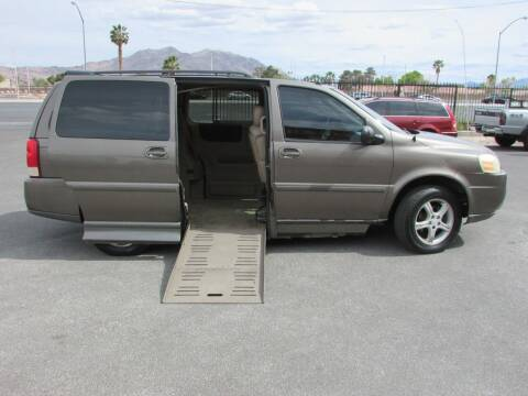 2005 Chevrolet Uplander for sale at Best Auto Buy in Las Vegas NV