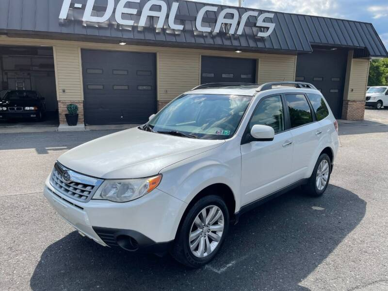 2013 Subaru Forester for sale at I-Deal Cars in Harrisburg PA