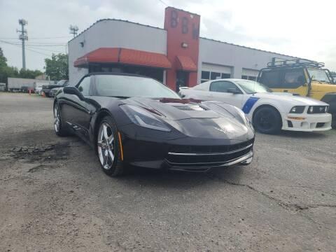 2014 Chevrolet Corvette for sale at Best Buy Wheels in Virginia Beach VA
