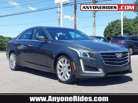2015 Cadillac CTS for sale at ANYONERIDES.COM in Kingsville MD