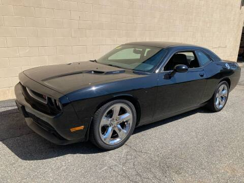 2012 Dodge Challenger for sale at Bill's Auto Sales in Peabody MA