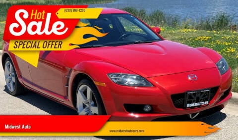 2005 Mazda RX-8 for sale at Midwest Auto in Naperville IL