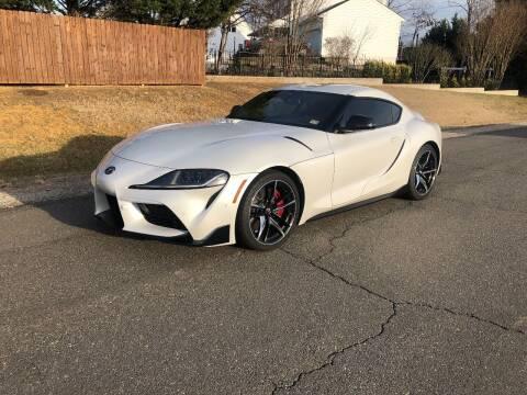 2020 Toyota GR Supra for sale at Economy Auto Sales in Dumfries VA