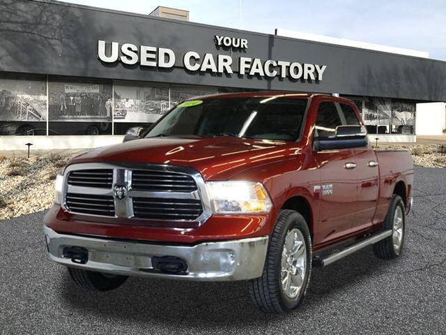 2014 RAM Ram Pickup 1500 for sale at JOELSCARZ.COM in Flushing MI