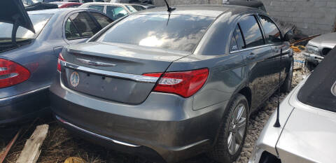 2012 Chrysler 200 for sale at EHE Auto Sales in Marine City MI