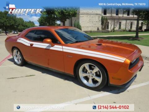 2011 Dodge Challenger for sale at HOPPER MOTORPLEX in Mckinney TX