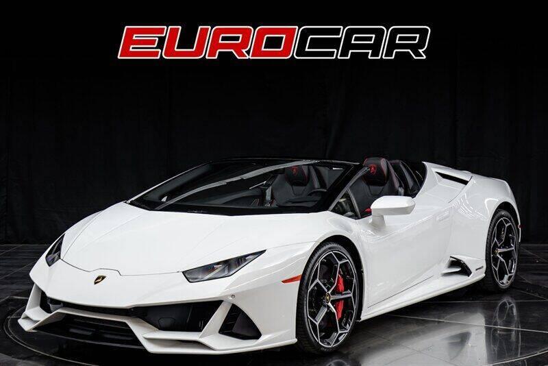 2020 Lamborghini Huracan for sale in Costa Mesa, CA