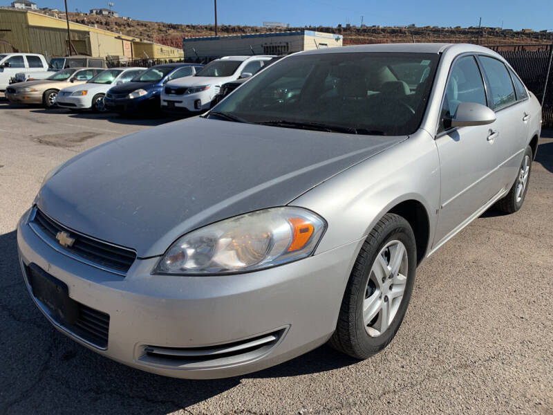 2006 Chevrolet Impala for sale at Car Works in Saint George UT
