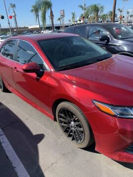 2019 Toyota Camry for sale at Nissan of Bakersfield in Bakersfield CA