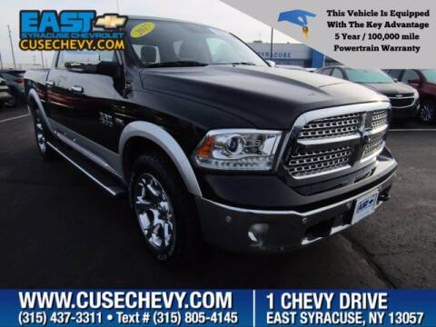 2017 RAM Ram Pickup 1500 for sale at East Syracuse Performance Sales & Service in Syracuse NY