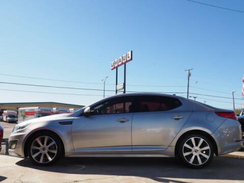 2013 Kia Optima for sale at DRIVE 1 OF KILLEEN in Killeen TX