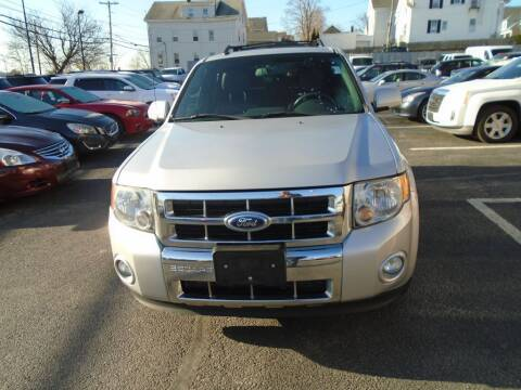 2012 Ford Escape for sale at Gemini Auto Sales in Providence RI
