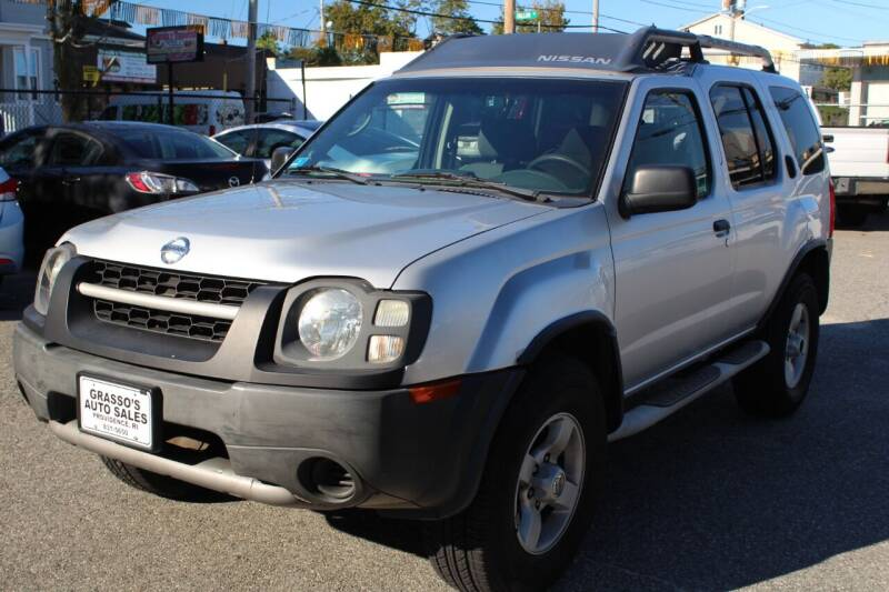 2004 Nissan Xterra for sale at Grasso's Auto Sales in Providence RI
