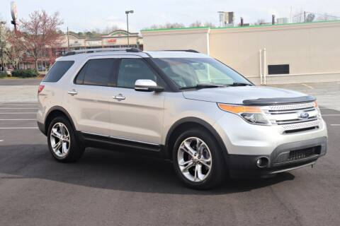 2014 Ford Explorer for sale at Auto Guia in Chamblee GA