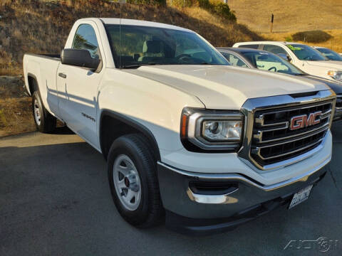 2017 GMC Sierra 1500 for sale at Guy Strohmeiers Auto Center in Lakeport CA